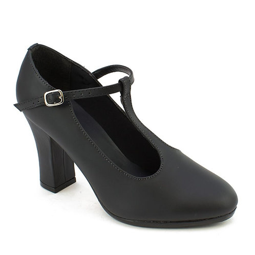 """CH110 3"""" T/Strap Character Shoe"""
