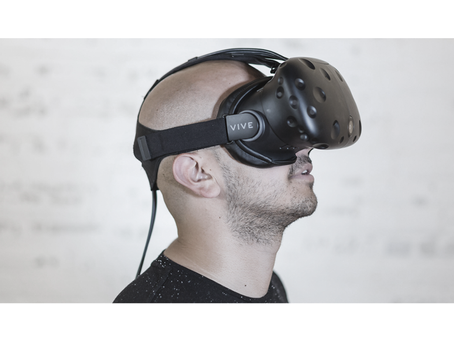 Immersive technology helping to fill the mental health gap