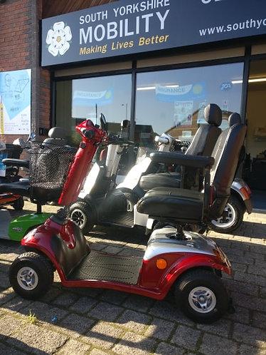 Kymco super 4 pavement scooter 4mph