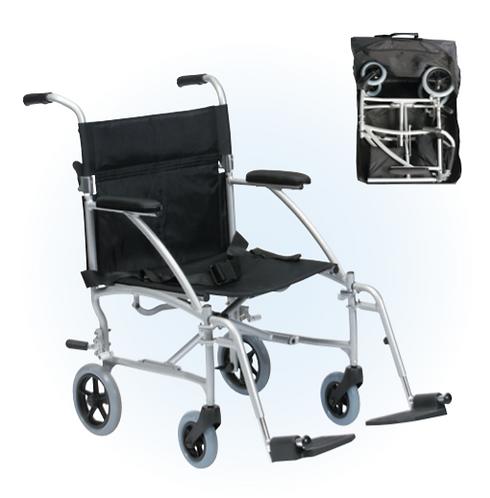 Spirit lightweight Travel Chair with bag