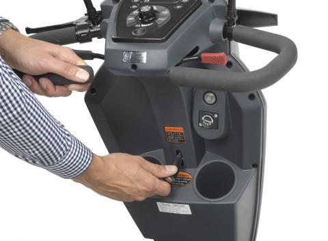 tga-vita e steering adjustable mobility