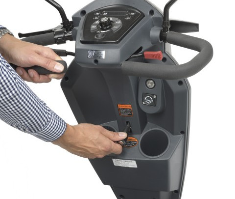 tga-vita e steering adjustable mobility