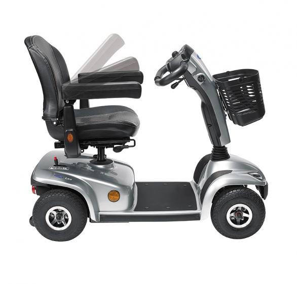Invacare leo silver four wheels.jpg
