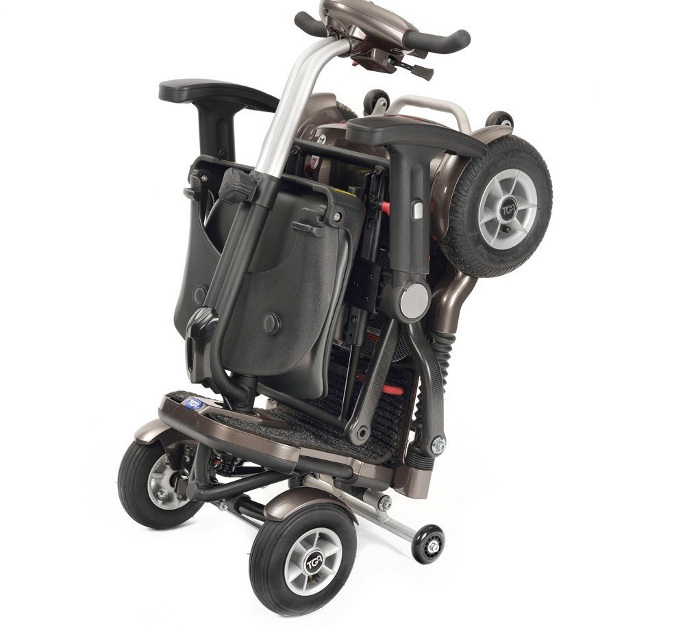 tga mobility minimo plus 4 in folded position