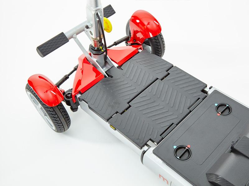 Motion Mlite folding mobility scooter ba