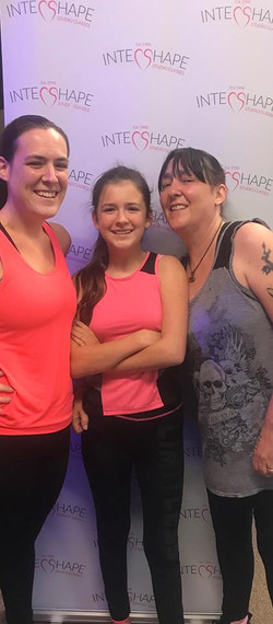 Family fitness classes, Dinnington, Rotherham