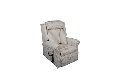 Lateral rise and recline chair