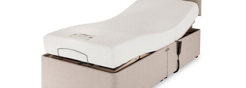 sandringham singl adjustable bed