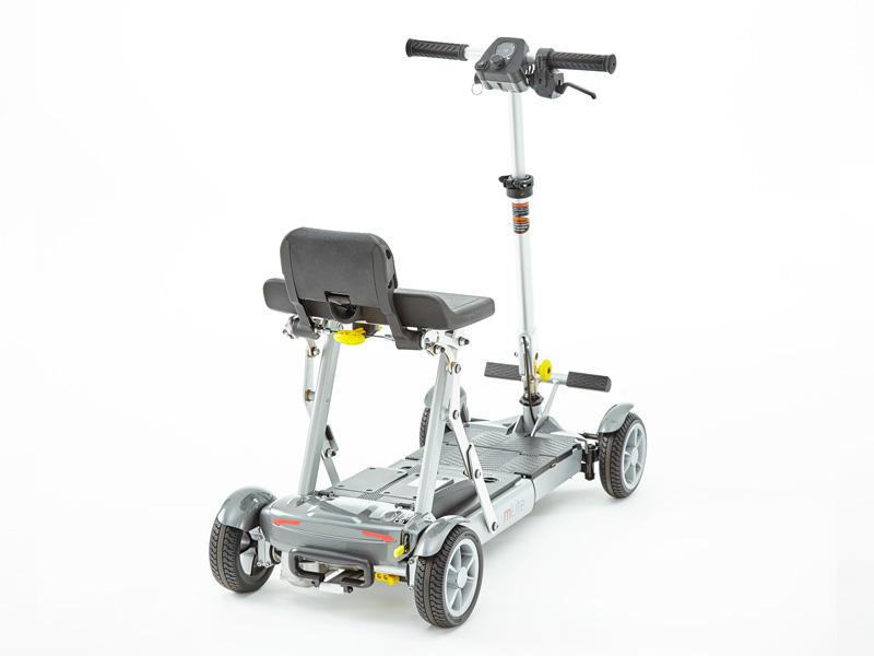 Motion Mlite folding silver mobility sco