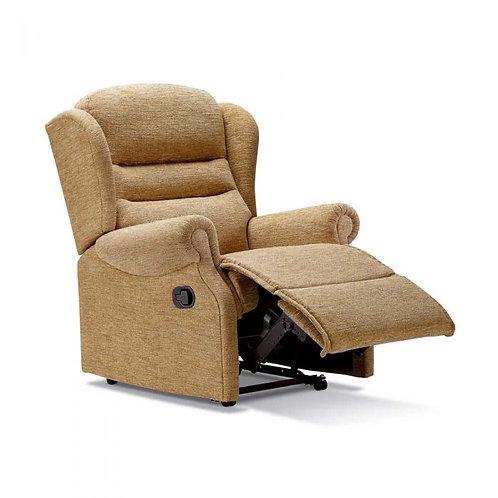 Sherborne Ashford Standard Material leg rise and recline chair