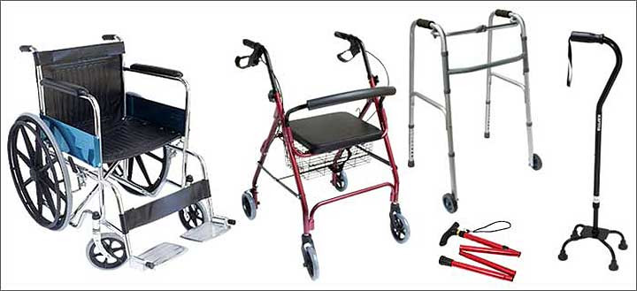 Mobility aids Rotherham, Find us in Rawmarsh