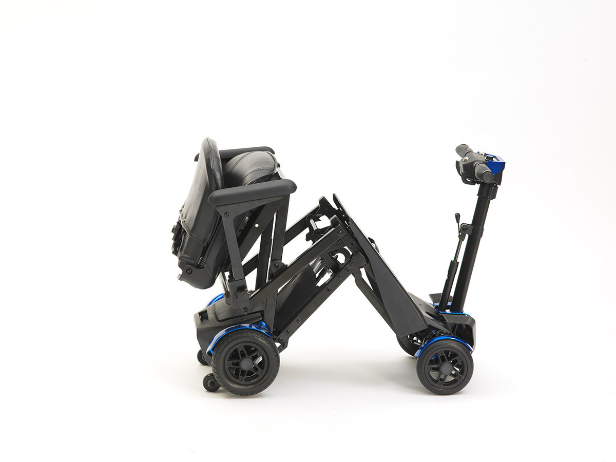 Drive autofold mobility scooter