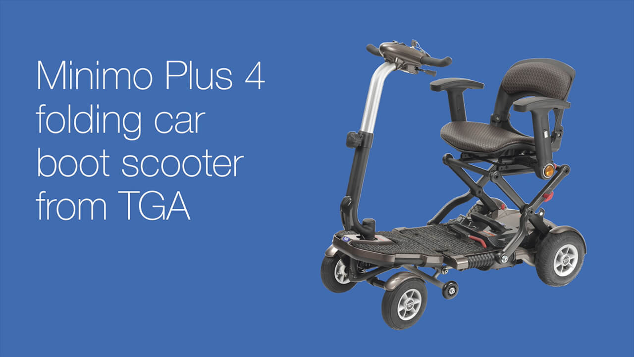 TGA minimo plus scooter