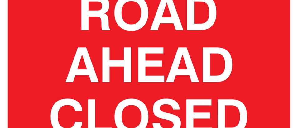 Road closures in South Yorkshire today because of flooding.