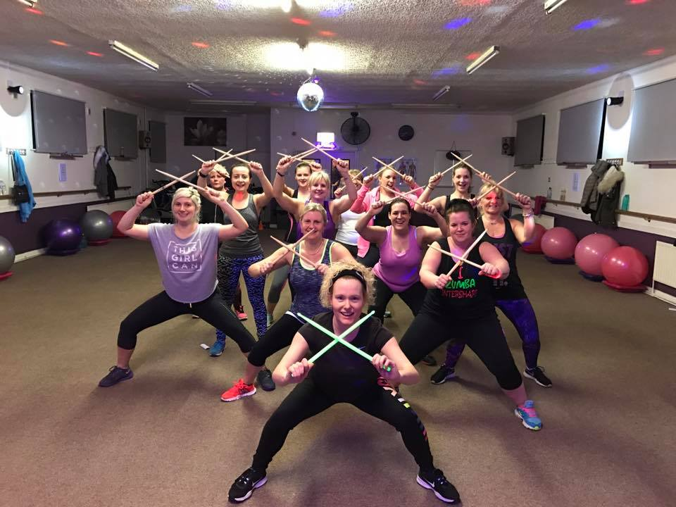 fitness classes Rotheram
