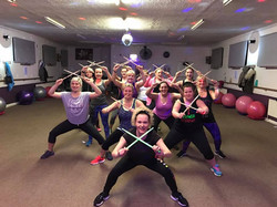fitness classes Rotheram
