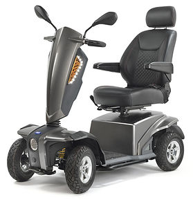 TGA mobility scooter vita E grey Large s