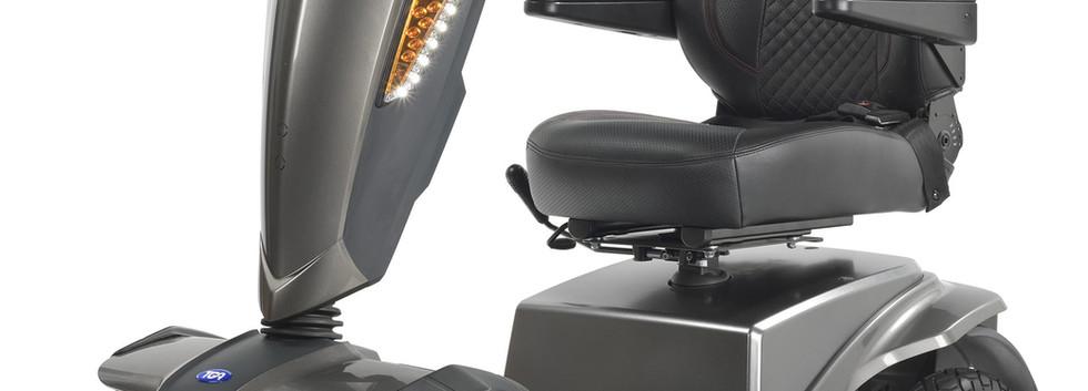 TGA mobility scooter vita E grey Large s