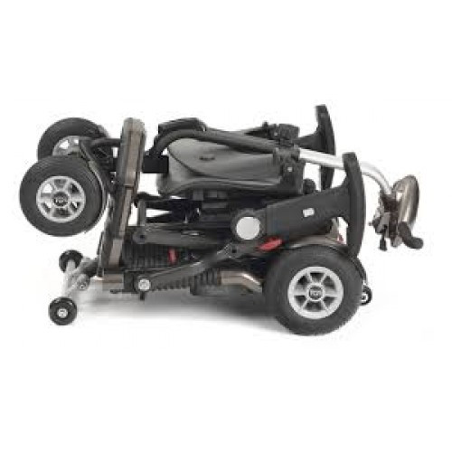 TGA Minimo plus folded mobility scooter