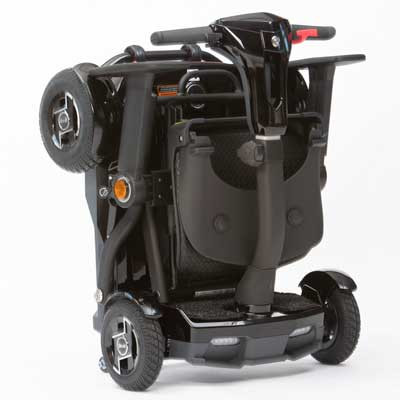 Drive knight folded mobility scooter