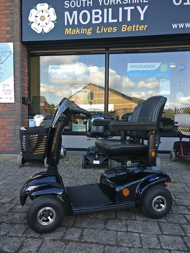 Invacare Leo in Blue Immaculate condition