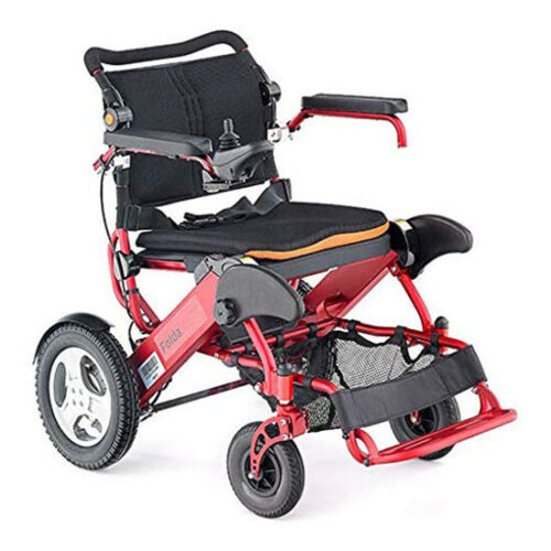 Electric  wheel chair - Red Trekker