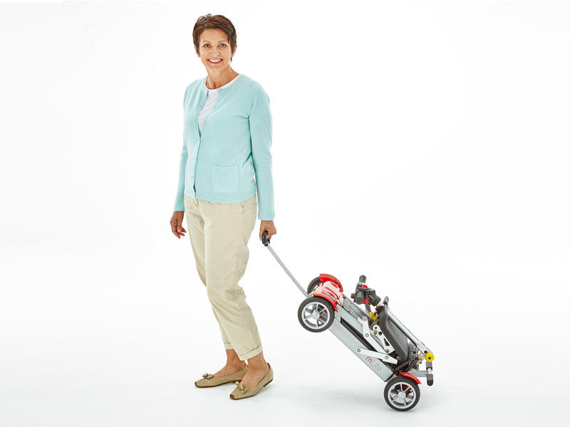 Motion Mlite folding mobility scooter fo