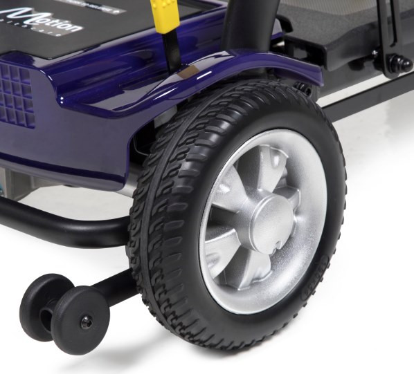 Moiton edrive close up of wheel