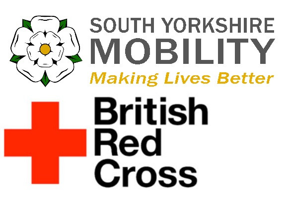 Free help, medical supplies, mobility aids, wheelchairs and commodes in South Yorkshire
