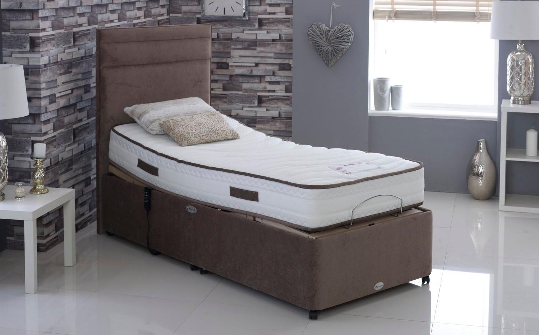 posture flex single adjustable bed