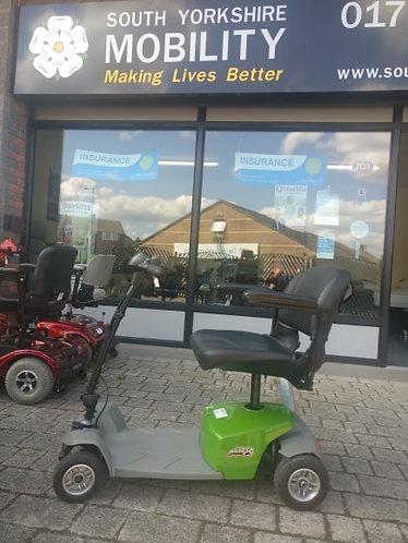 PRIDE Mega motion elite 8.  Second hand, preloved bargain mobility scooter