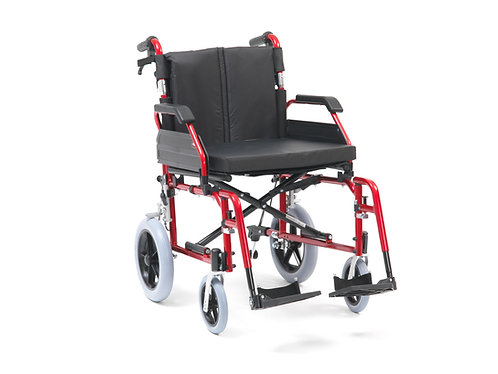 Drive DeVilbiss Healthcare XS Aluminium red Wheelchair