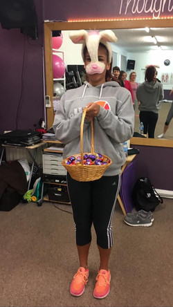 Easter at Intershape