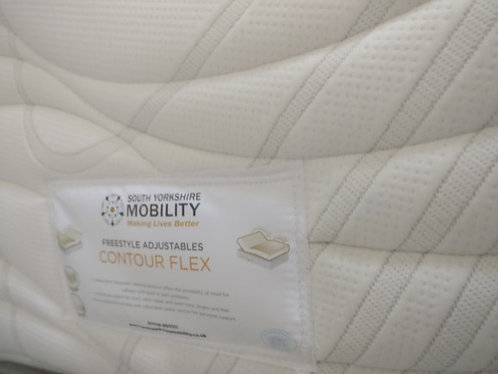 South Yorkshire Mobility Health mattress. Handmade in South Yorkshire