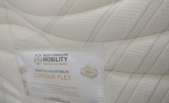 South yorkshire mobility logo matress