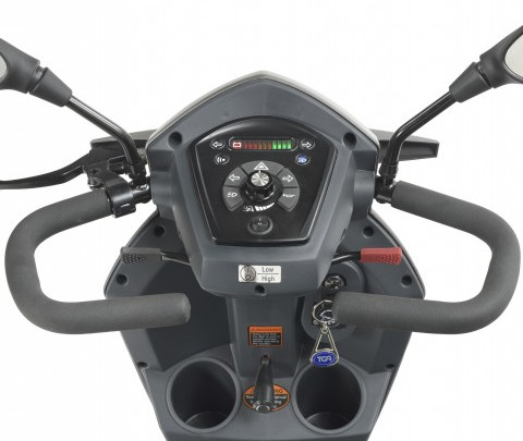 tga vita e dashboard mobility scooter