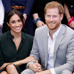 It's a Royal baby BOY for Meghan Markle and Prince Harry
