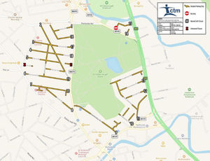 Tramlines Sheffield. Will it effect you? Road closures ...
