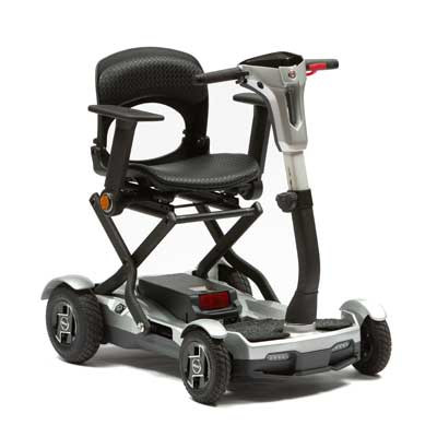 Drive Knight silvermobility scooter self fold