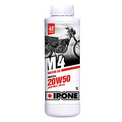 M4 20W50 Mineral