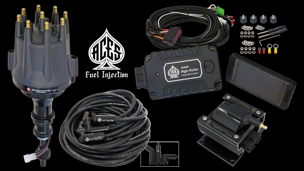 ACES Fuel Injection High Roller Pro Ignition Package