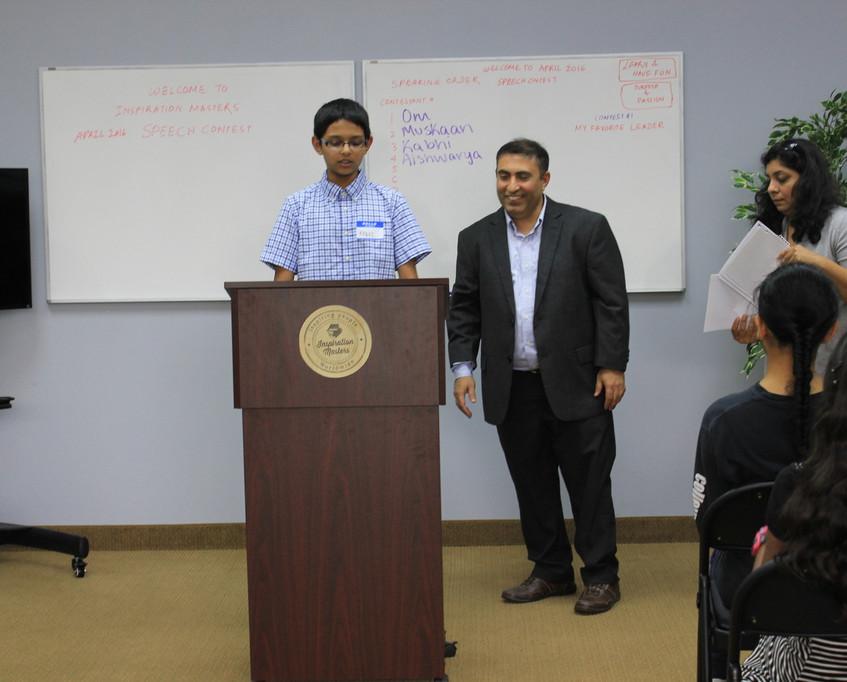 Speech Contest April 2016 32