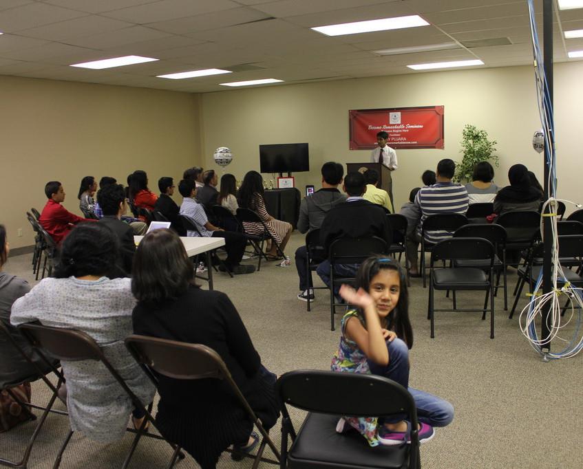 Advance Youth Communication & Leadership Program December 2015 25