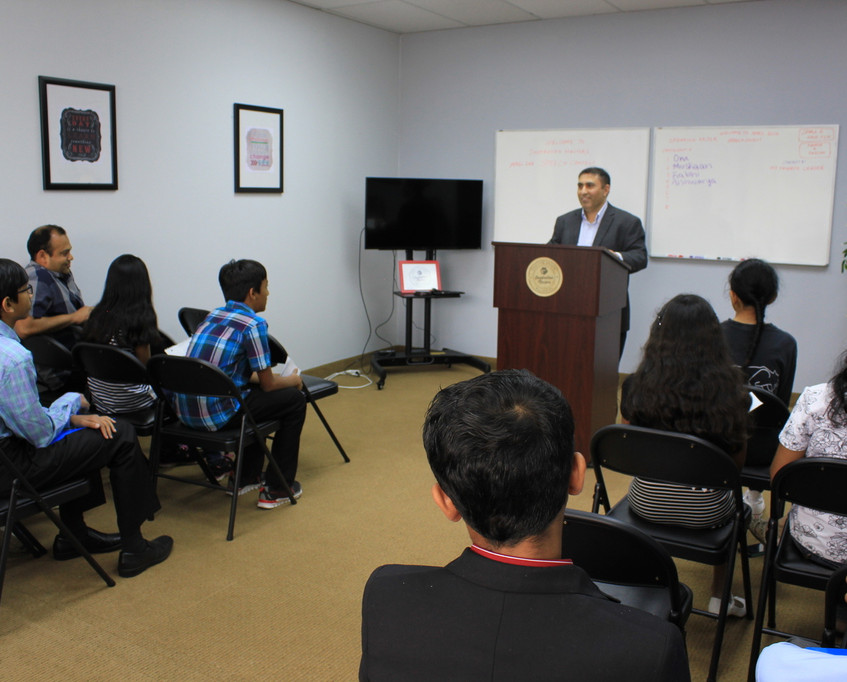 Speech Contest April 2016 11