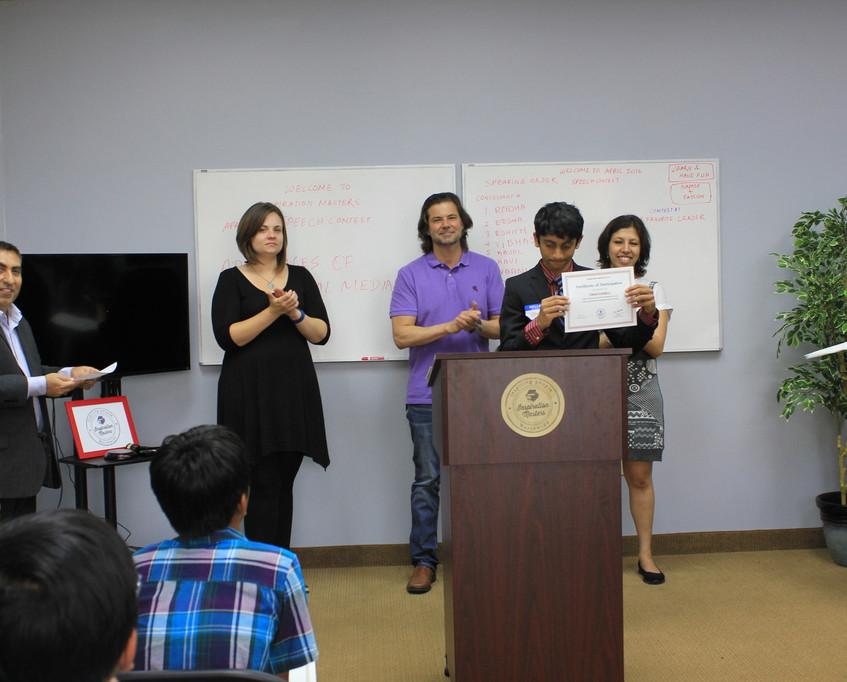 Speech Contest April 2016 91