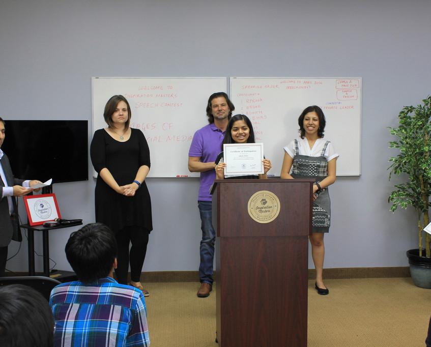 Speech Contest April 2016 92