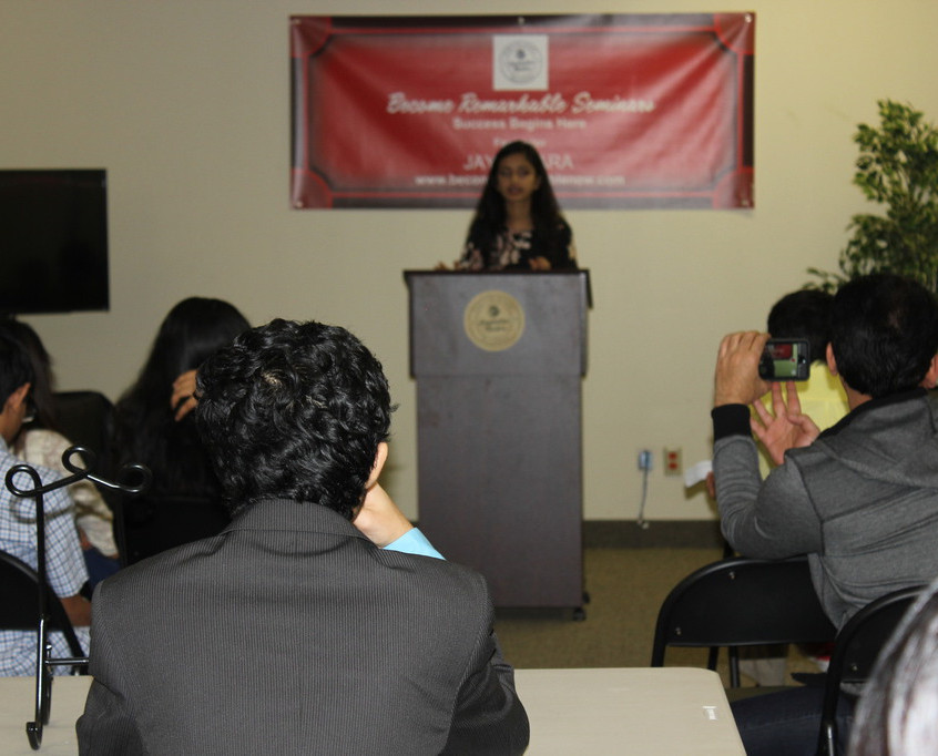 Advance Youth Communication & Leadership Program December 2015 41