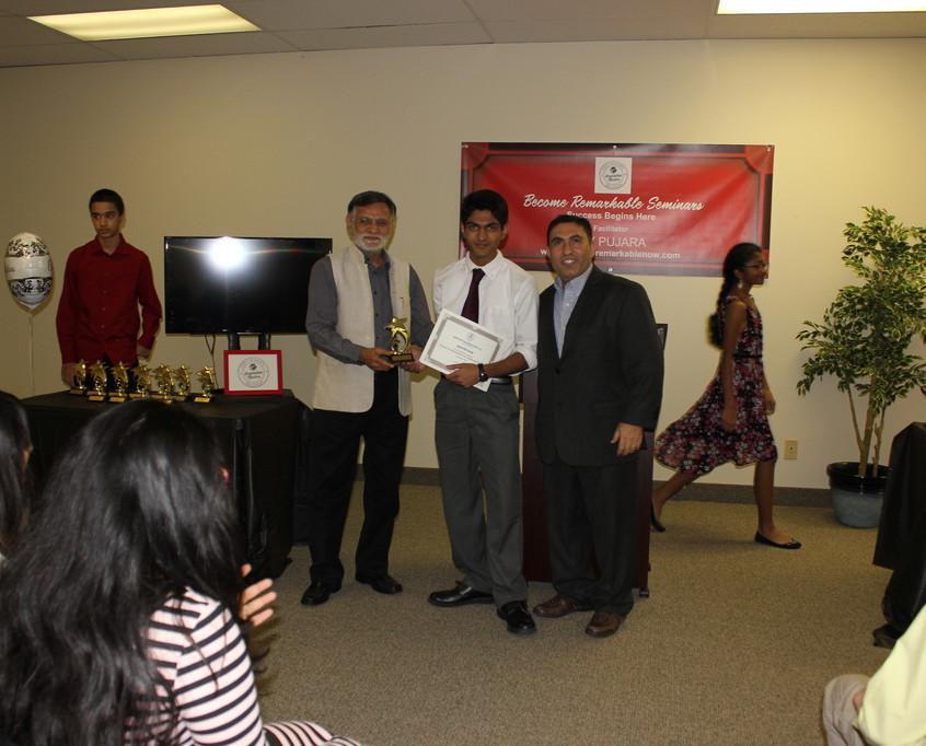 Advance Youth Communication & Leadership Program December 2015 78