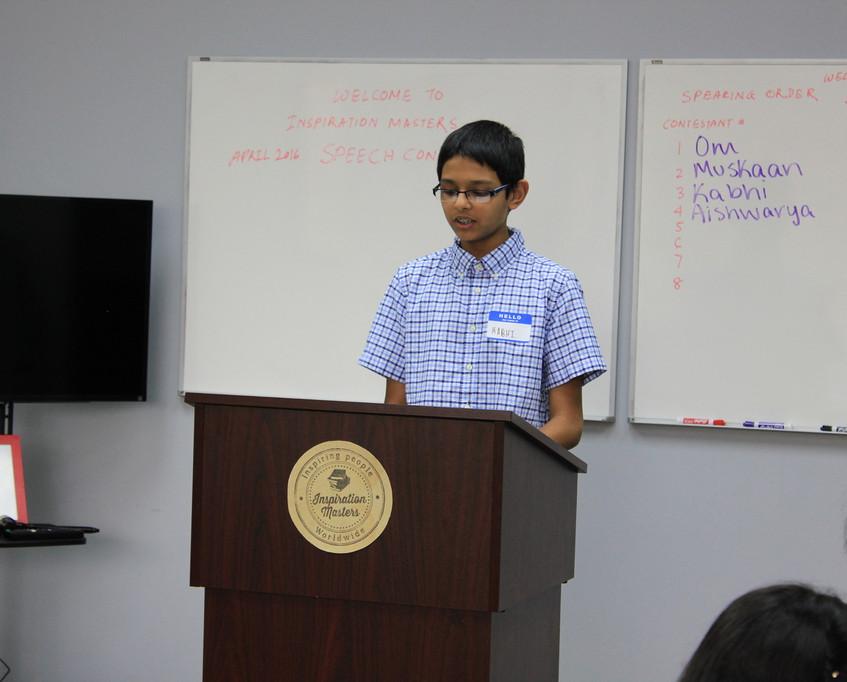 Speech Contest April 2016 20