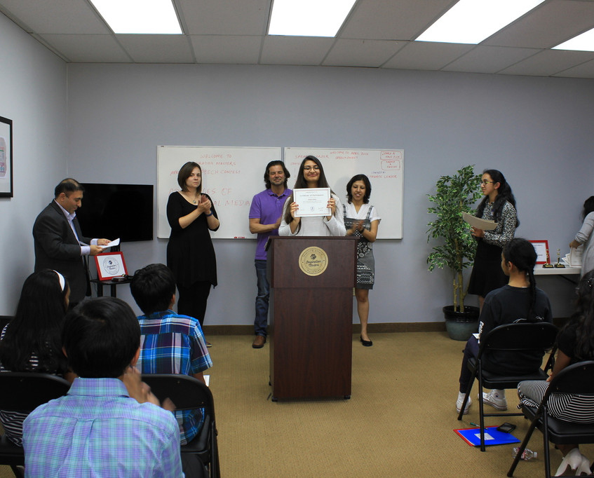 Speech Contest April 2016 89